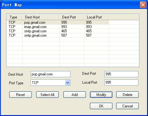 how to add gmail accounts to outlook