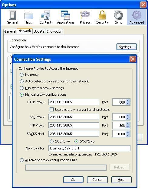 Setup Free Proxy Server with CCProxy Step by Step
