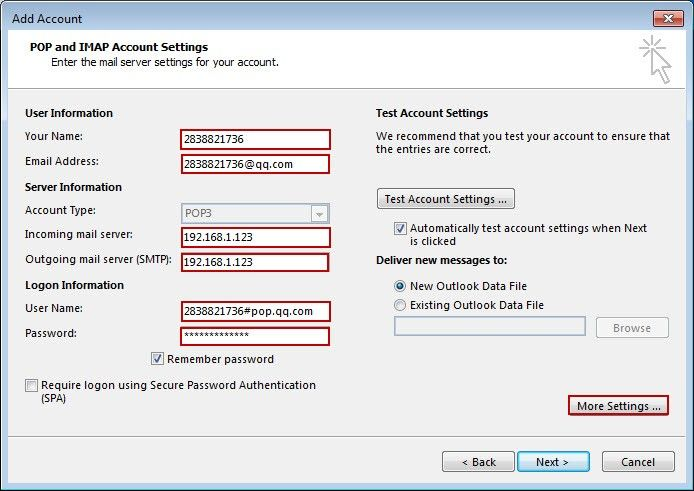 Comment configurer outlook 2010 avec yahoo dating 2