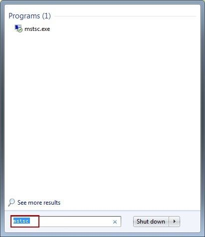 How to Use Remote Desktop--Proxy Serve Software CCProxy